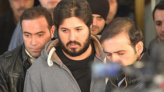 Rıza Sarraf'ın reddi hakim talebi reddedildi