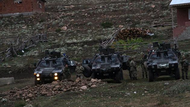 Ordu'da 6 terörist etkisiz hale getirildi