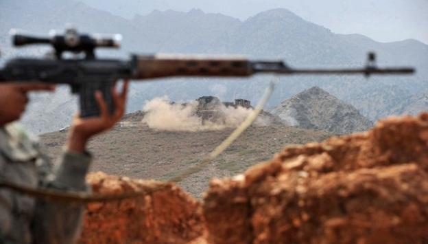 Afganistan'da iki ABD'li danışman öldürüldü