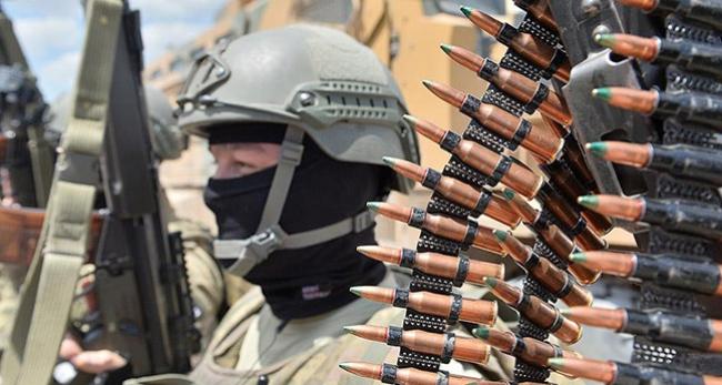 537 terörist etkisiz hale getirildi