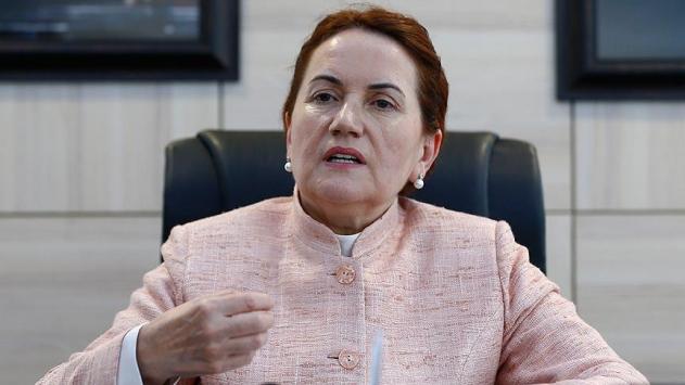 Akşener, ihracının iptali için mahkemeye başvurdu