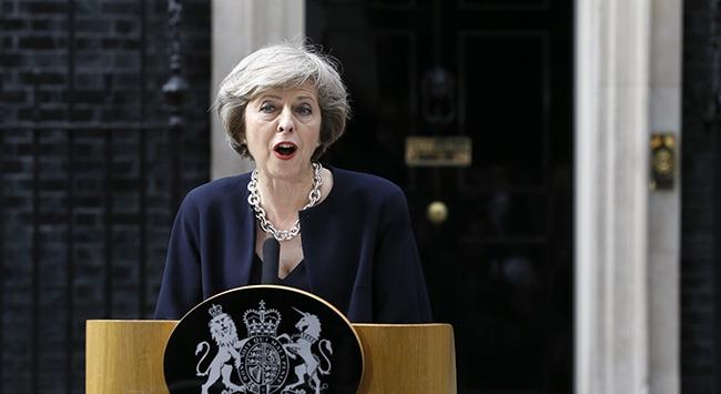İngiltere Başbakanı 'Brexit'te kararlı