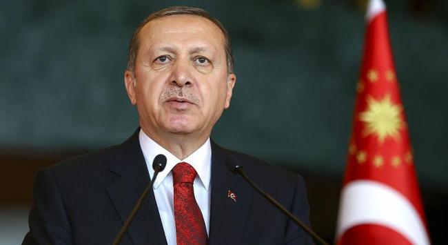 Cumhurbaşkanı Erdoğan'dan Ankara mesajı
