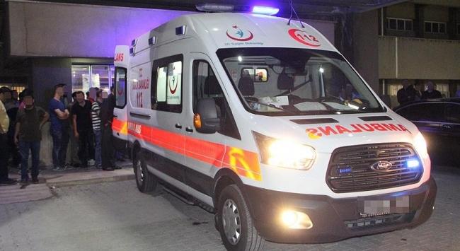 23 ÖSO mensubu Kilis'te tedavi altına alındı