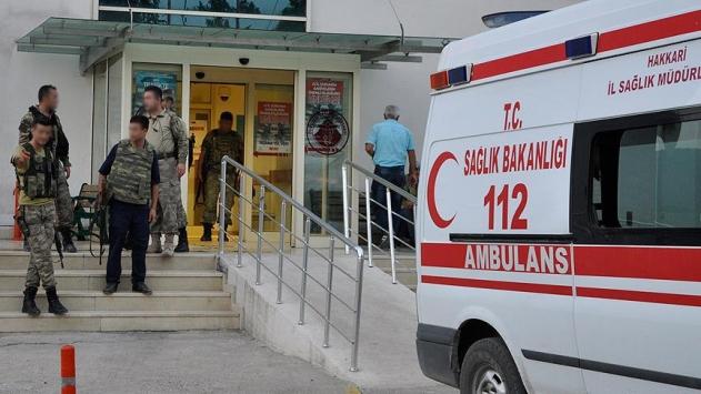 Şırnak'ta terör saldırısı: 1 şehit, 2 yaralı