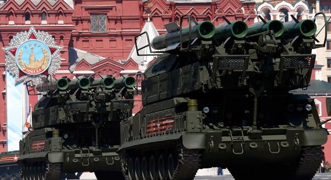 Rusya'nın Suriye'ye füze savunma sistemi yerleştirdiği iddiası