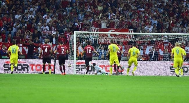 Türkiye Ukrayna Maç Özeti