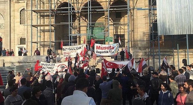 Türkiye'deki Iraklılardan 'Türkiye Musul'a müdahale etsin' çağrısı