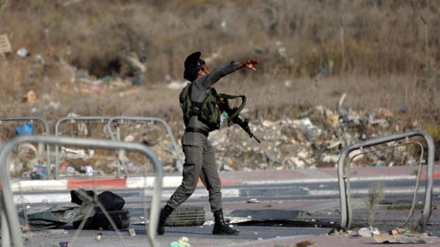 İsrail'den toplu cezalandırma