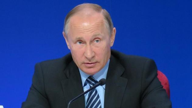 Vladimir Putin Paris ziyaretini iptal etti