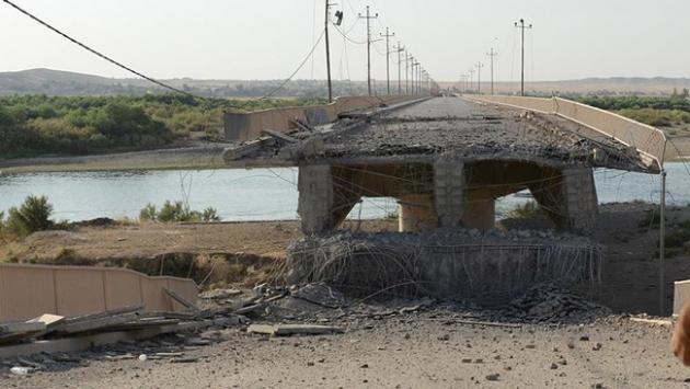 DEAŞ Musul'daki köprüleri patlatacak iddiası