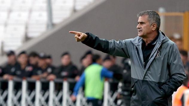Beşiktaş Güneş'le yükseliyor