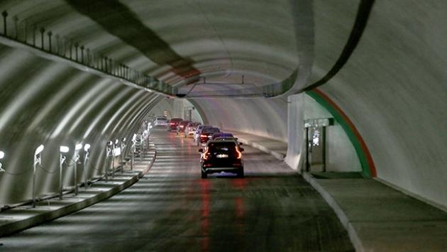 Avrasya Tüneli'ne ABD'den Dünyanın en iyi tünel projesi ödülü