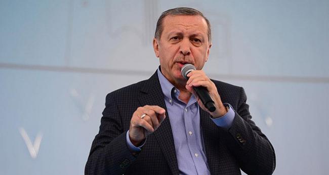 Cumhurbaşkanı Erdoğan: Türkiye yeni bir kurtuluş savaşı veriyor