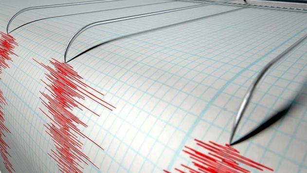 Tokat'ta deprem Tokat 3,6 ile sallandı