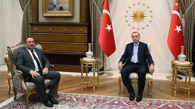 Erdoğan, Bosna Hersek Dışişleri Bakanı'nı kabul etti