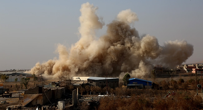 Musul'da intikam saldırıları başladı