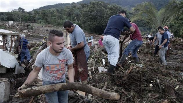 Otto Kasırgasında ölü sayısı artıyor
