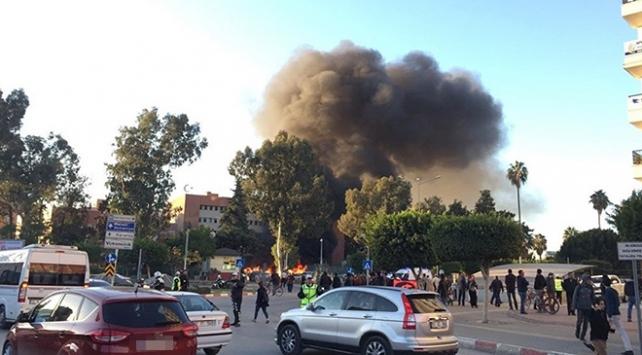 Adana Valiliği'ndeki terör saldırısıyla ilgili 9 kişiye gözaltı