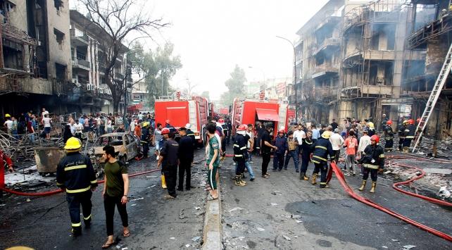 Irak'ta bir ayda 392 sivil teröre kurban gitti