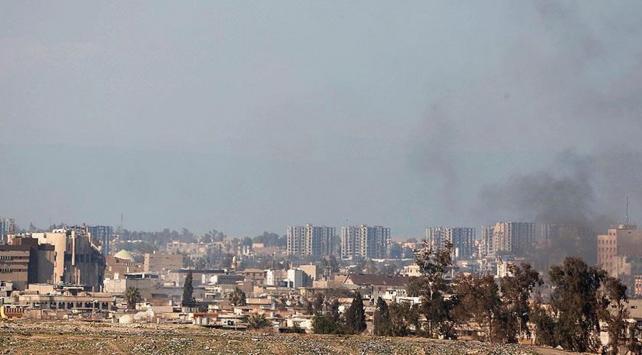 Musul'un en önemli hükümet binası DEAŞ'tan kurtarıldı