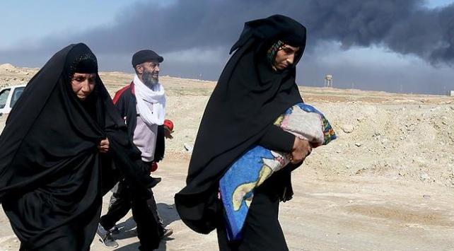 'Musul'da sivilleri hedef alan saldırılar durdurulsun' çağrısı