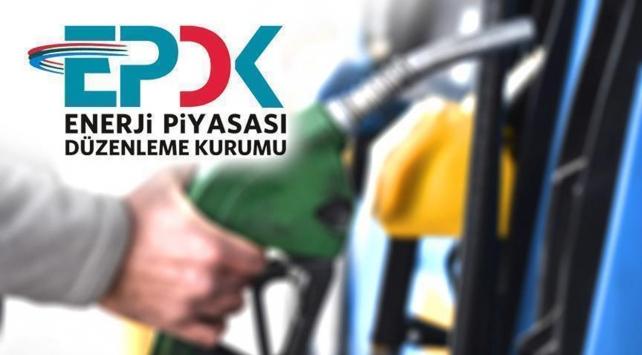 EPDK'dan akaryakıt şirketine 350 bin lira ceza