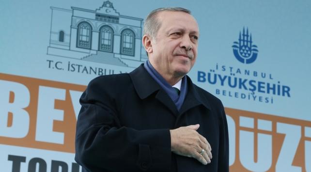 Cumhurbaşkanı Erdoğan: Sizin her yeriniz silah olsa ne yazar?
