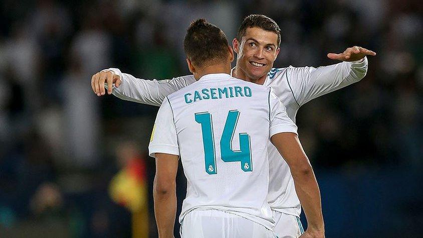 Real Madrid Gremio Maçının Özeti