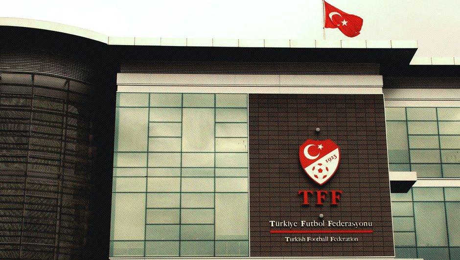 TFF'den açıklama; Devletimizin yanındayız
