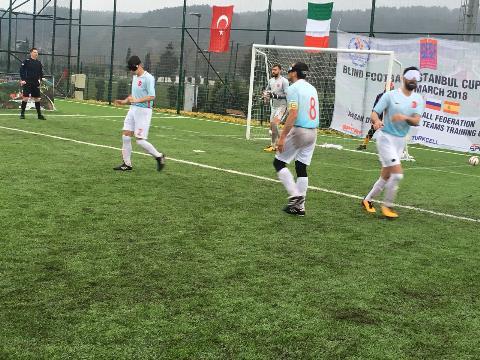 Sesi Görenler, İstanbul Cup'ta finalde