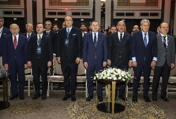 Türkiye Spor Zirvesi'nde 'UEFA EURO 2024 Adaylığı' oturumu yapıldı