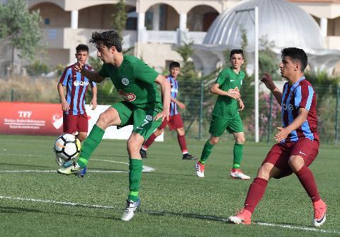 Elit U15 Türkiye finallerinde grup maçlarının 2.günü tamamlandı