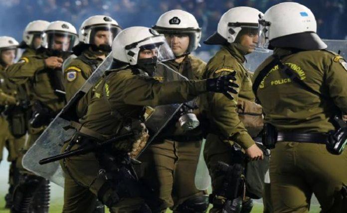 Cumartesi günü düzenlenen Kupa Finali için Yunan Polisi Uyarıldı