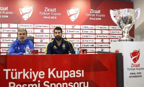 ZTK finali öncesi Aykut Kocaman basın toplantısı düzenledi