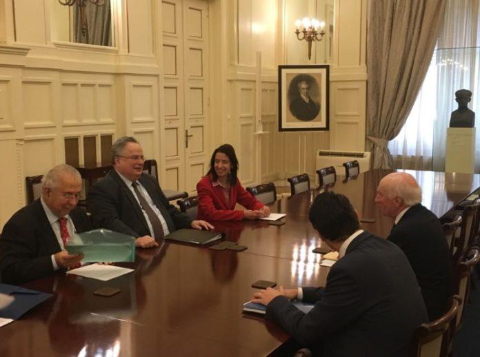 Yunan, FYROM Premiers, Makedonya'nın Yeni Müzakerelerine Hazırlanıyor