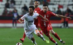 Antalyaspor 0 – 1 Alanyaspor MAÇ ÖZETi (Ziraat Türkiye Kupası Yarı Final İlk Maçı)