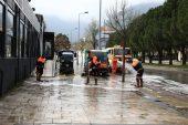 Denizli Büyükşehir koronavirüs mücadelesini aralıksız sürdürüyor