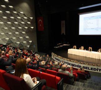 Denizli Büyükşehir 2021 yılı bütçesi onaylandı