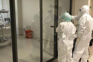 Toplam teyit edilen vaka sayısı 2.380.665 iken koronavirüs ölümleri 23.832'ye ulaştı